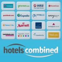 Porovnávač hotelových cen Hotelscombined