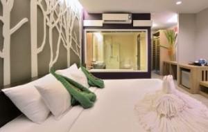 Vybavení hotelových pokojů