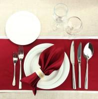 Vybavení restaurace - prostírání