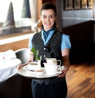 zpusob obsluhy v restauraci