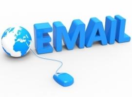 Emailing a mobilni telefony