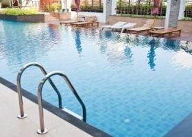 Hotelovy bazen