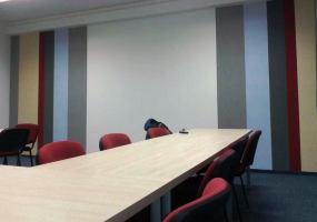 Tapetovani meeting roomu